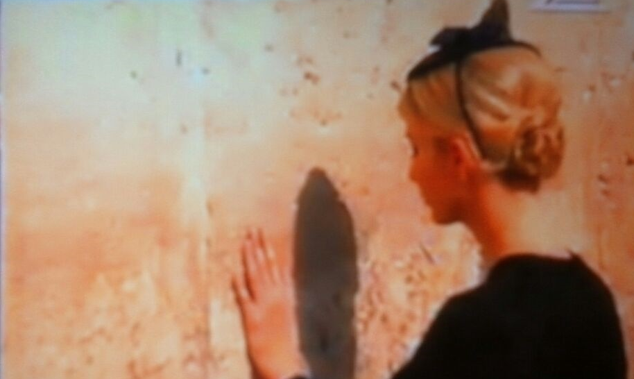 ivanka trump visited us in the Western Wall